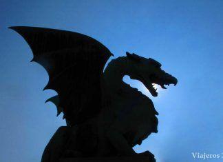 El dragón de Liubliana, Eslovenia