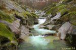 los pilones, piscinas naturales en el Valle del Jerte