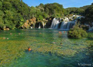 qué ver en Croacia, Parque Nacional de Krka