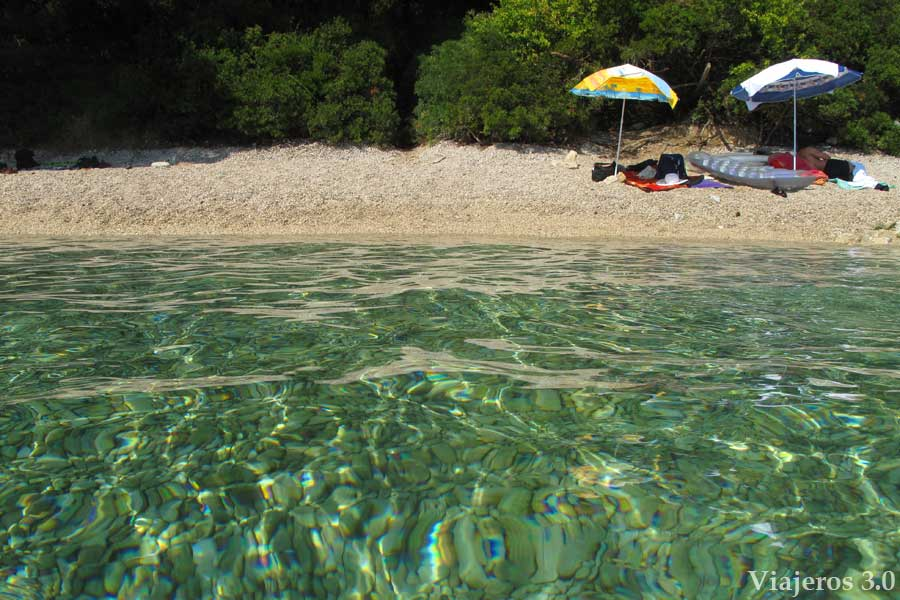 playa Drvenik Croacia, que hacer y que ver en Croacia