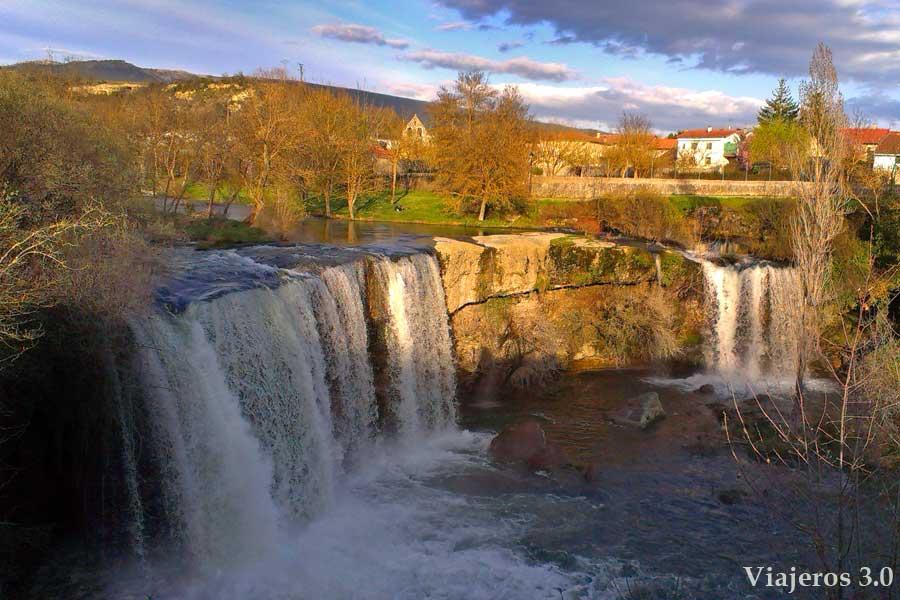 cascada de Pedrosa de Tobalina, las cascadas más bonitas de España