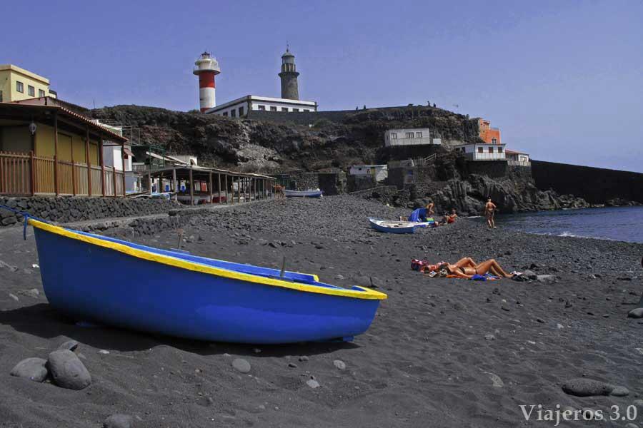 paisajes y playas de la Palma