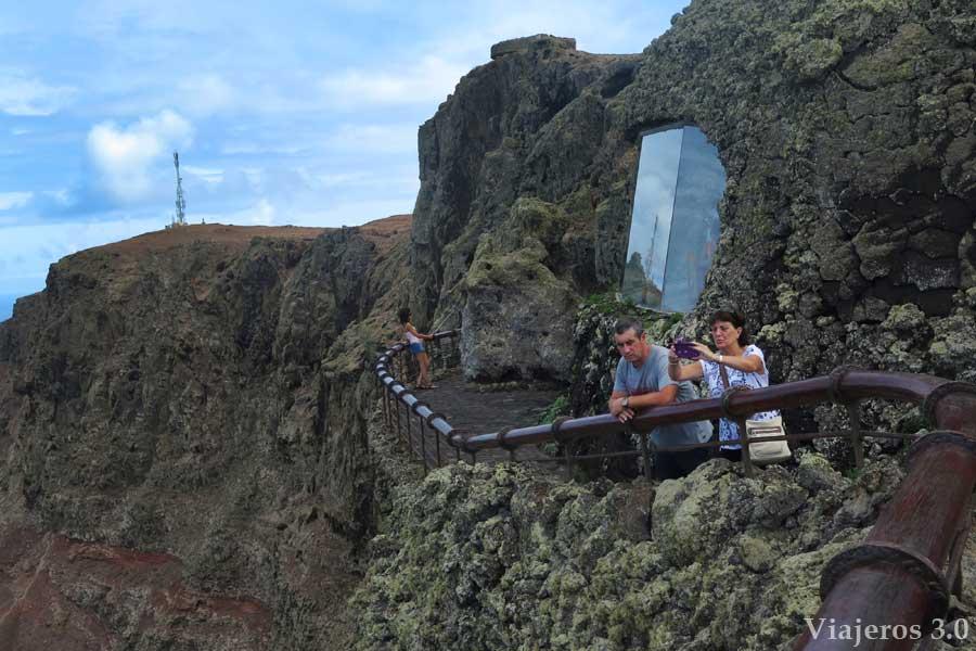 mirador del Río en Lanzarote