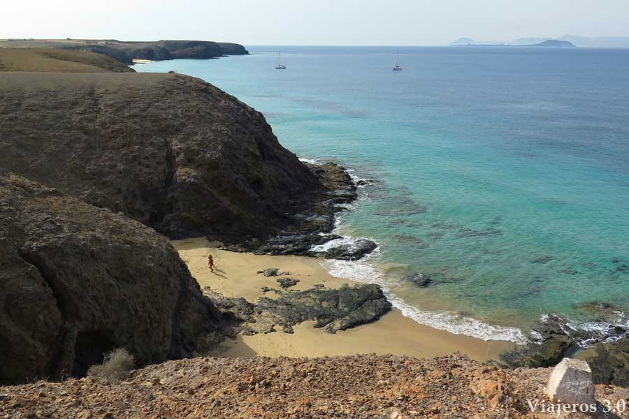 Playas del Papagayo para ver en 3 días en Lanzarote