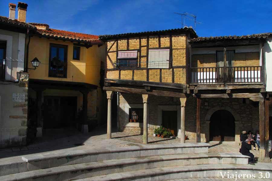 Cuacos de Yuste, qué ver cerca de Cáceres