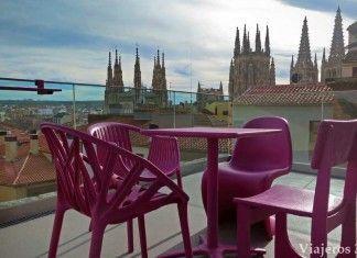 terrza de diseño en el CAB, planes gratis en Burgos