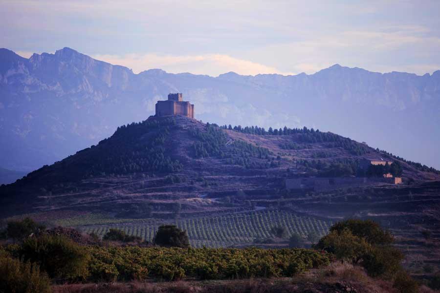 Castillo de Davalillo, lo mejor de La Rioja