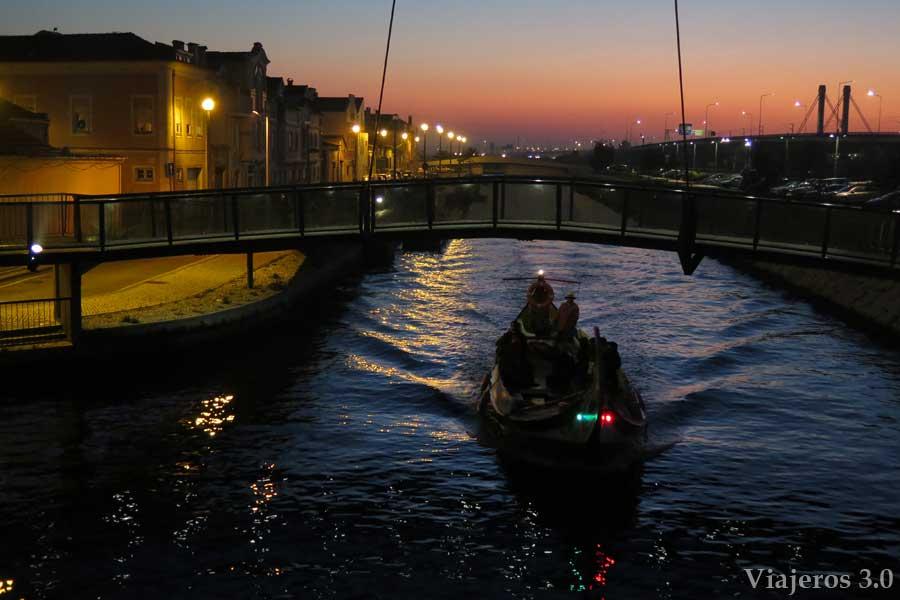 canales en Aveiro
