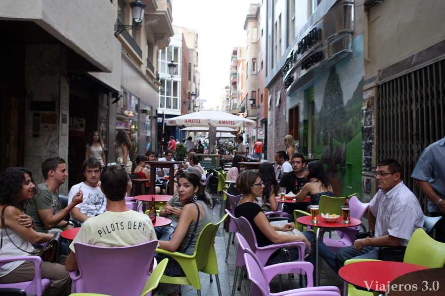 bares calle Concepción de Albacete