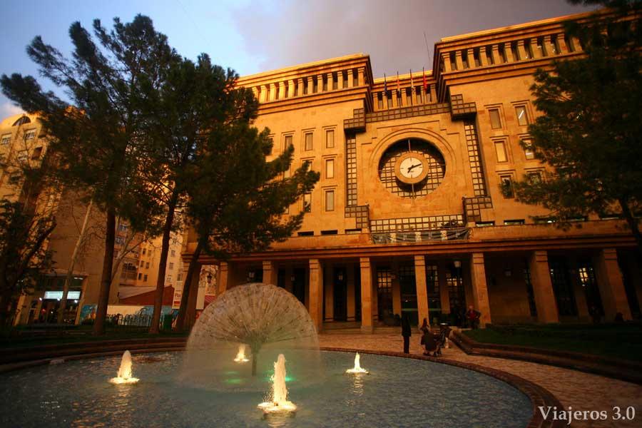 Visitar Albacete, Ayuntamiento de Albacete