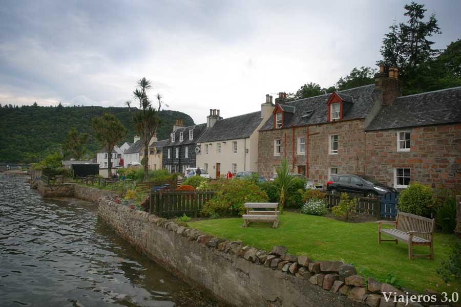 Plockton en ruta por Escocia y las Highlands