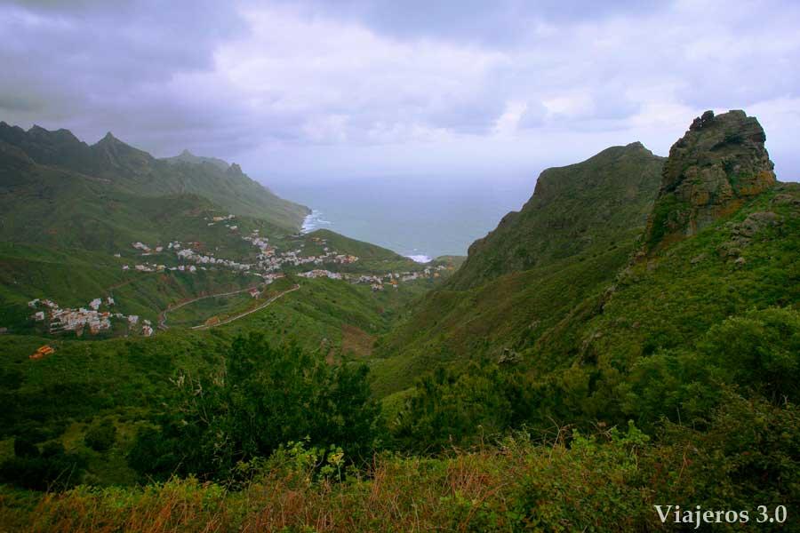 paisajes de Anaga, qué hacer en Tenerife