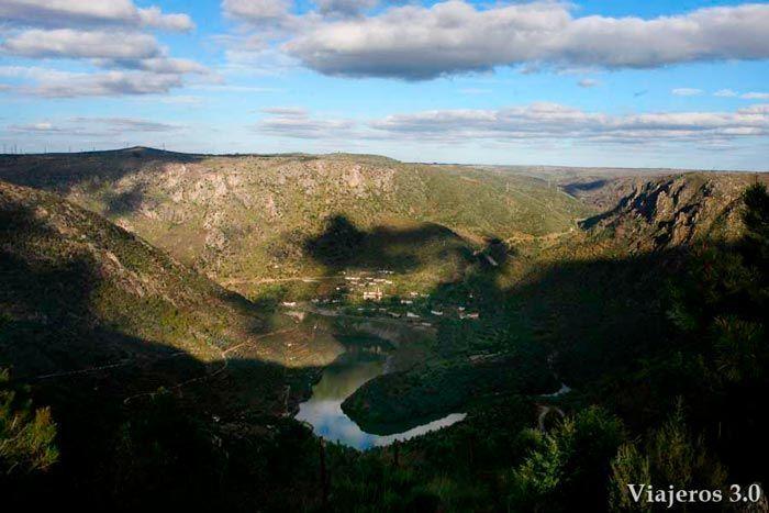 Cruzinha, uno de los miradores más bonitos de Arribes.