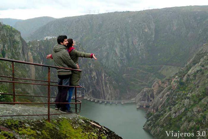 Picón de Felipe, uno de los miradores más bonitos de Arribes del Duero