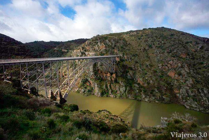 Puente de Requejo, qué visitar en Los Arribes del Duero