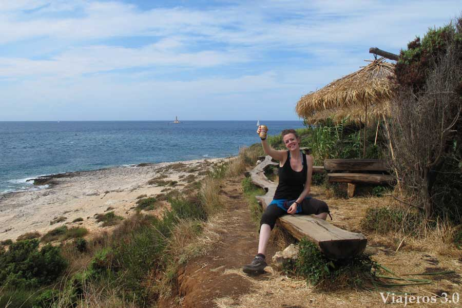 Safari Bar, Kamenjak, playas paradisíacas de Croacia