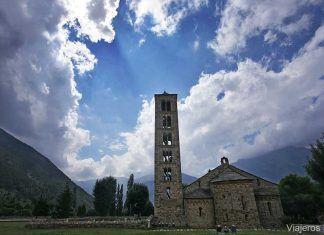 Sant Climent de Boí, iglesias románicas de La Vall de Boí