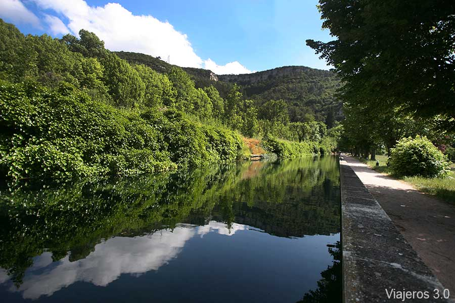 El Jardín Secreto de Oña, pueblos con encanto del norte de Burgos