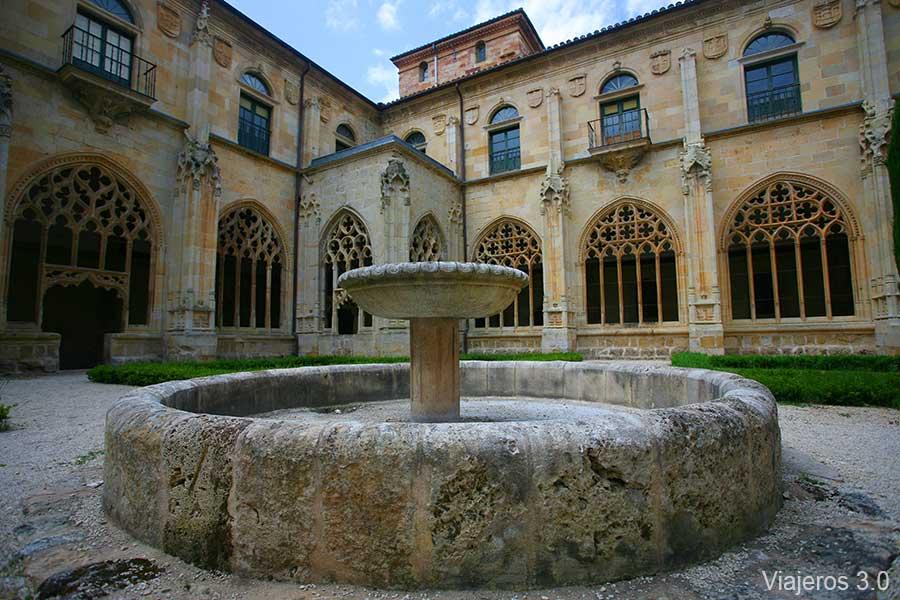 Monasterio de San Salvador de Oña.