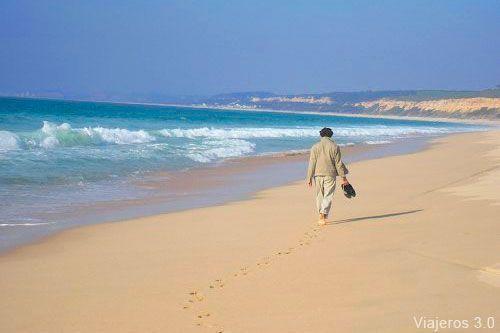 playas en Costa de Caparica, qué ver cerca de Lisboa