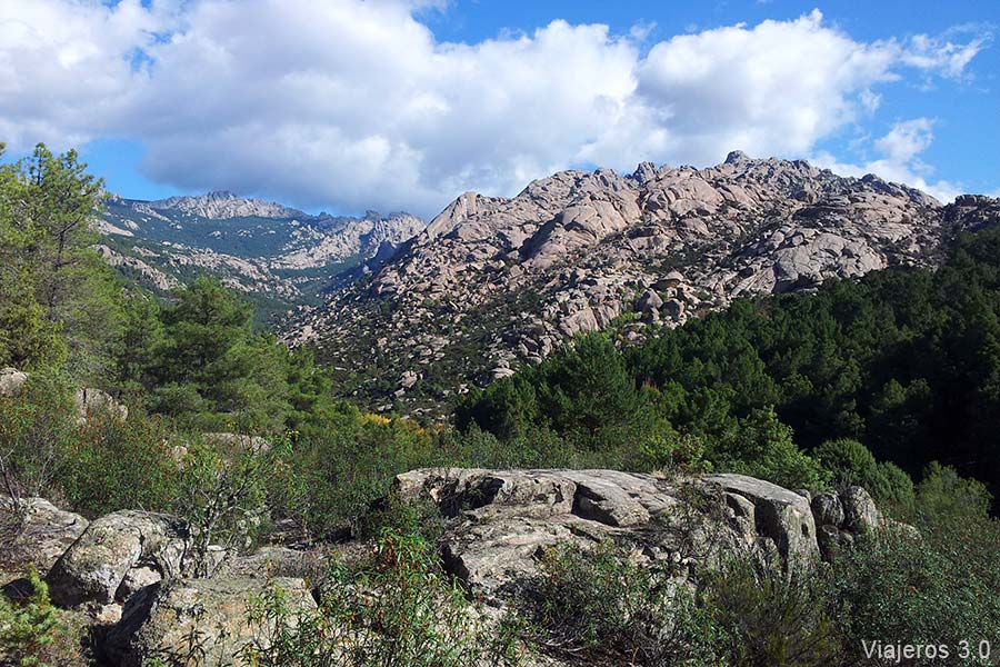 La Pedriza, en la Sierra de Guadarrama, Madrid