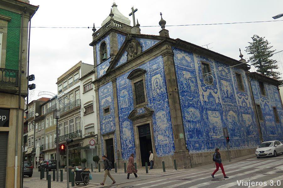 Capilla de las Almas, que hacer y que ver en Oporto