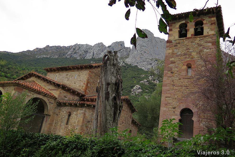 Santa María de Lebeña, qué ver en el Valle de Liébana.