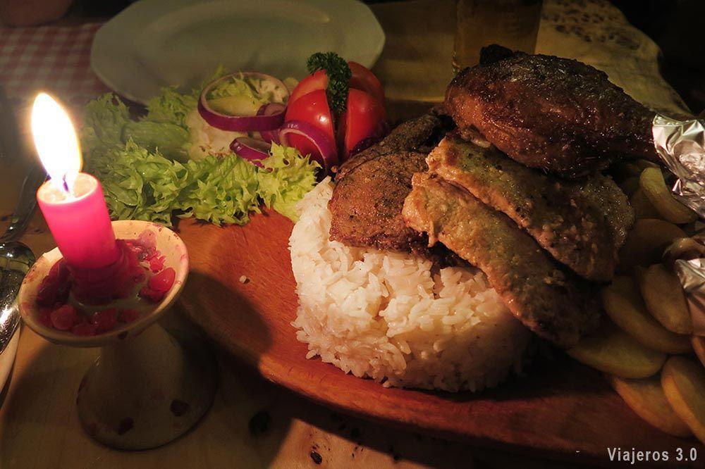 gastronomía de Budapest, qué hacer en Budapest en 4 días