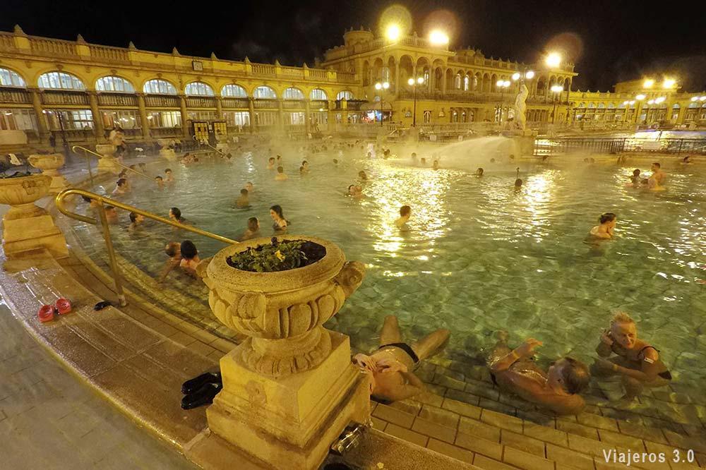 Balnearios, qué ver en Budapest en 4 días