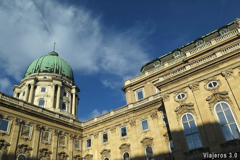 Castillo de Buda, qué ver en Budapest en 3 o 4 días