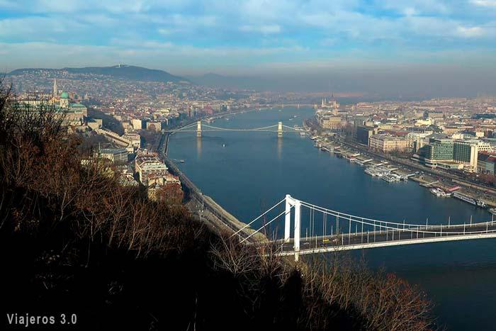 mirador de la Ciudadela, qué ver en Budapest