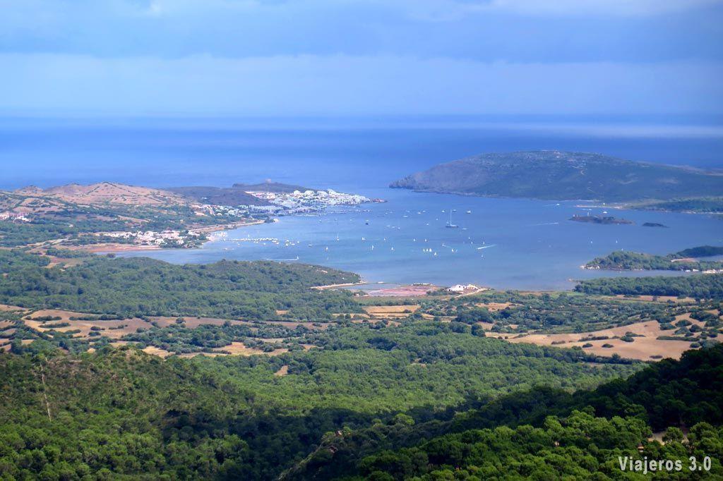 mirador del Toro, que ver en Menorca