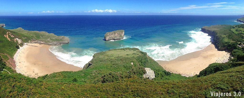 playas gemelas, qué ver cerca de Colombres