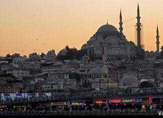 Puente de Gálata, visitar Estambul