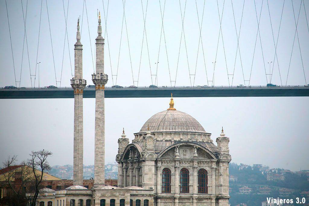 Ortakoy, visitar Estambul