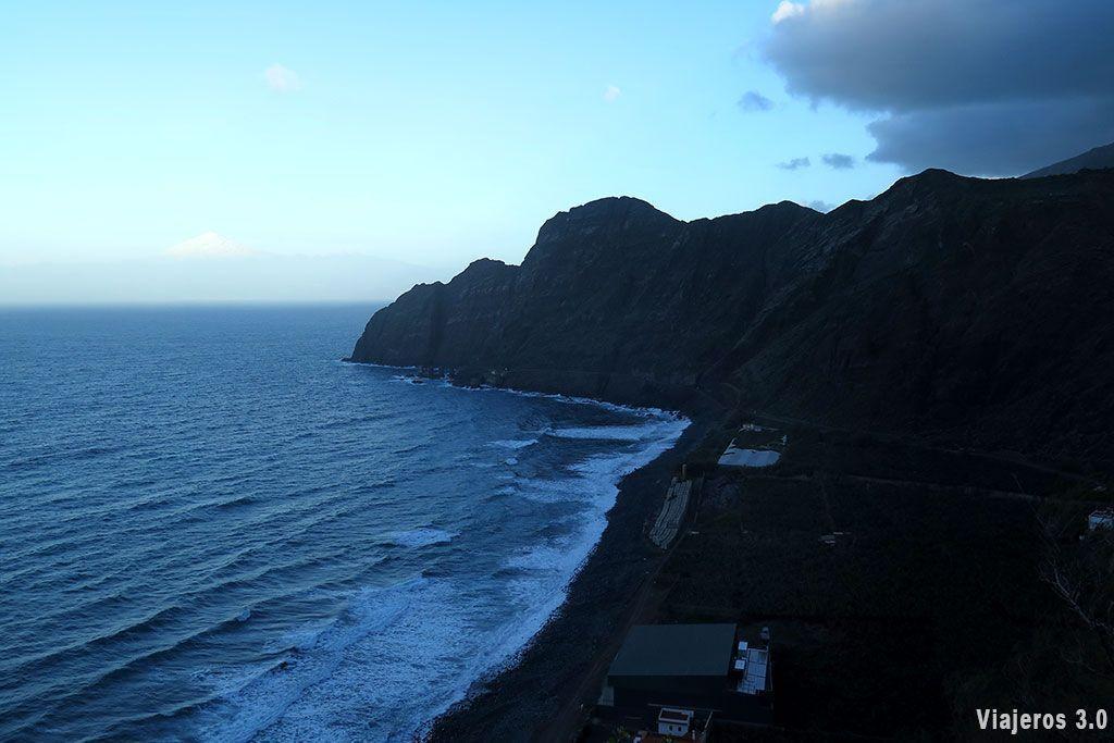 Mirador de la Punta, los mejores miradores de La Gomera