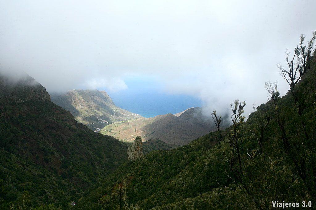 El Rejo, los mejores miradores de La Gomera