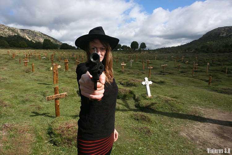 Cementerio de Sad Hill, que ver en la Comarca del Arlanza