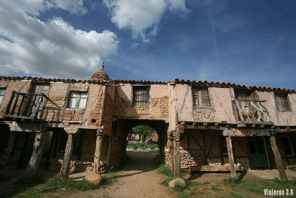 Territorio Artlanza en la comarca del Arlanza
