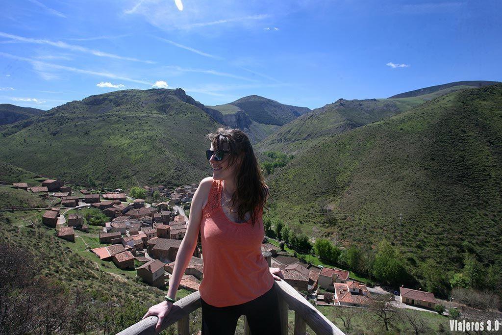 Rebeca Serna de Viajeros 3.0 en las 7 Villas