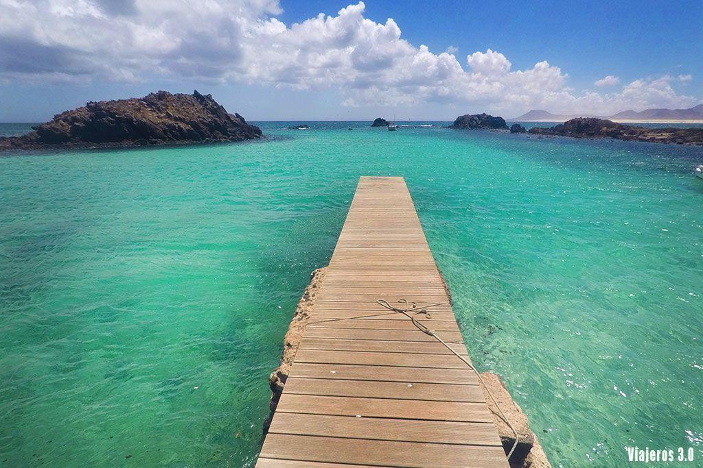 c3cd8a571642 Las mejores playas de Fuerteventura, un mundo verde esmeralda