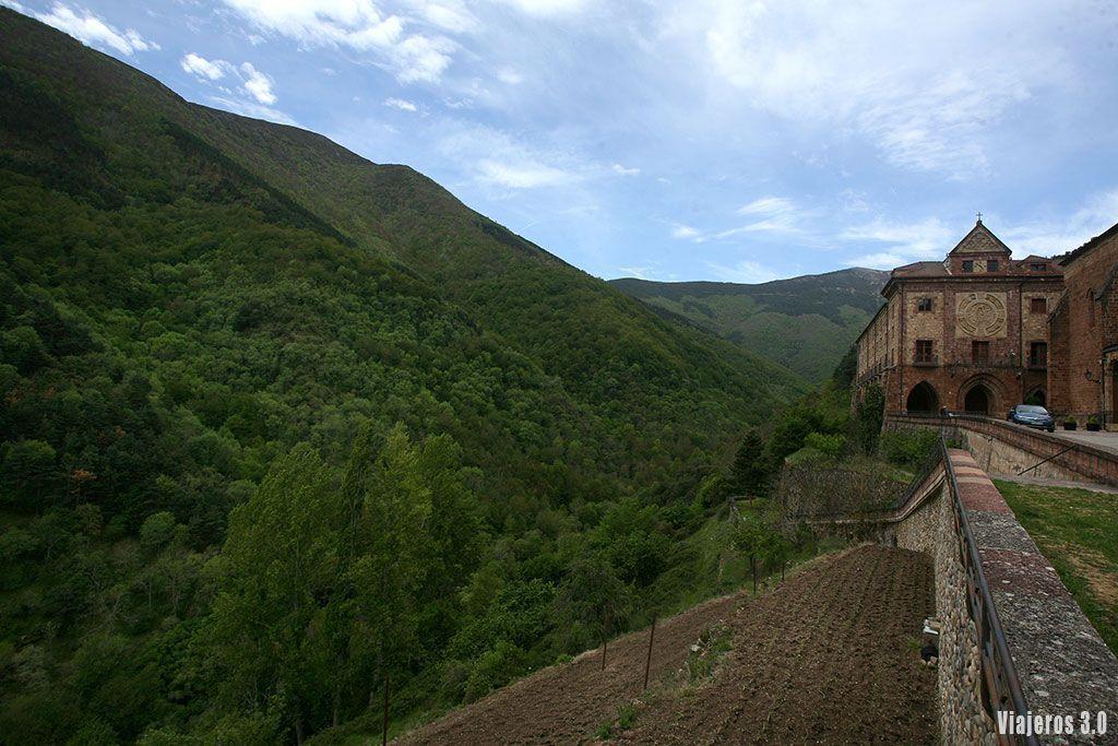 Monasterio de Valvanera, ruta por el Valle del río Najerilla