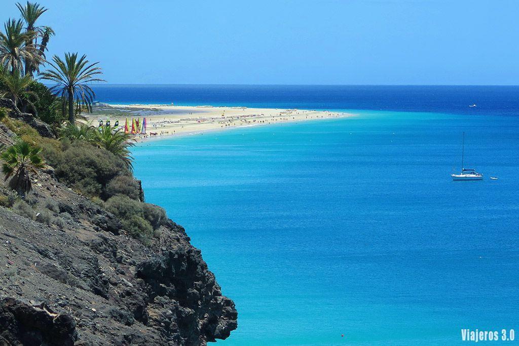 Ruta por Fuerteventura en 4 días, playas