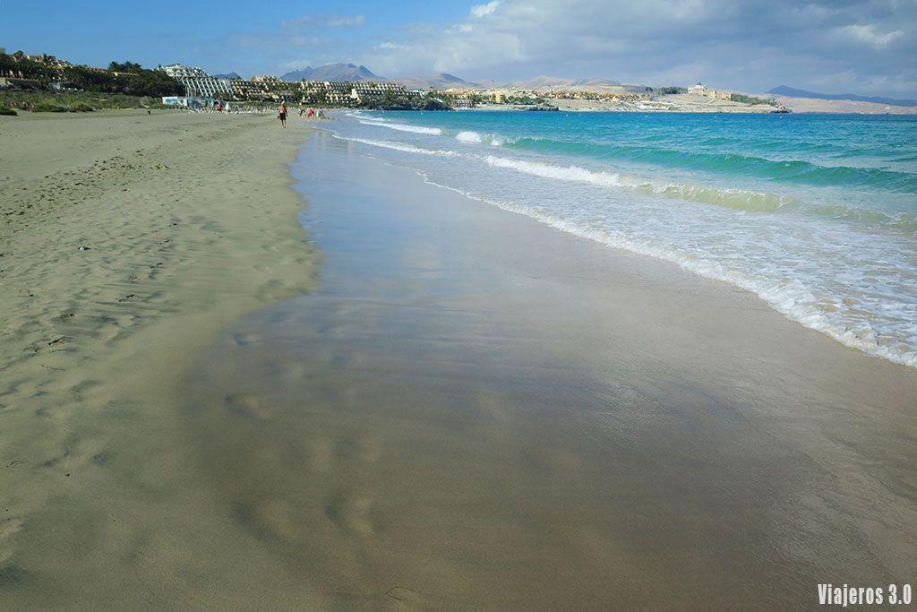 playas de Costa Calma, las mejores playas de Fuerteventura