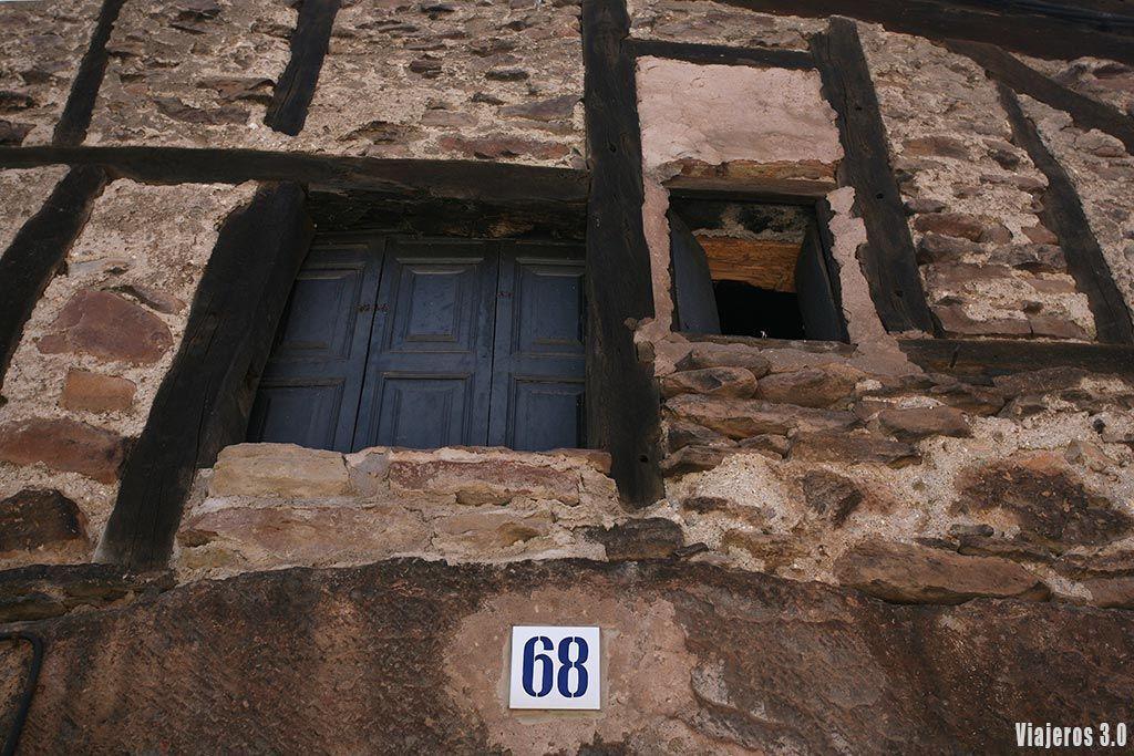 arquitectura serrana en las 7 Villas, La Rioja
