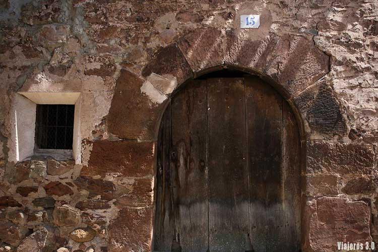 Ruta por las Siete Villas, Viniegra de Abajo.