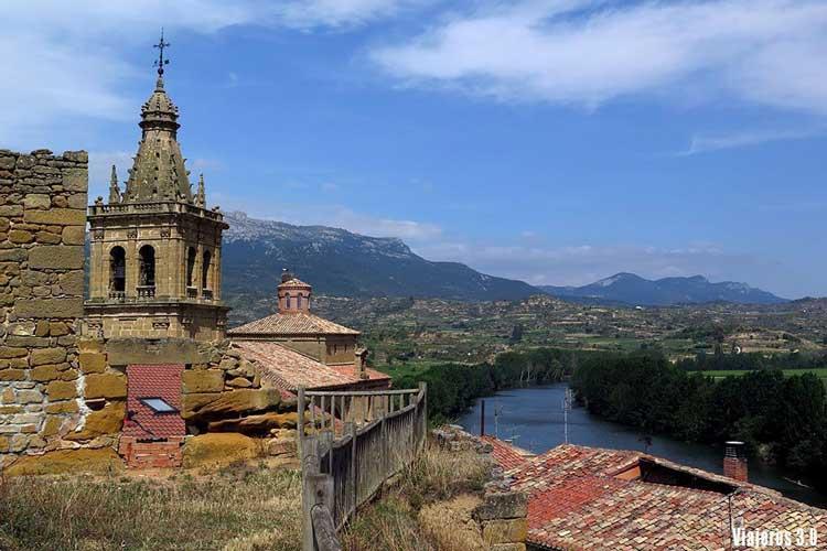 Briñas, los pueblos más bonitos de La Rioja.