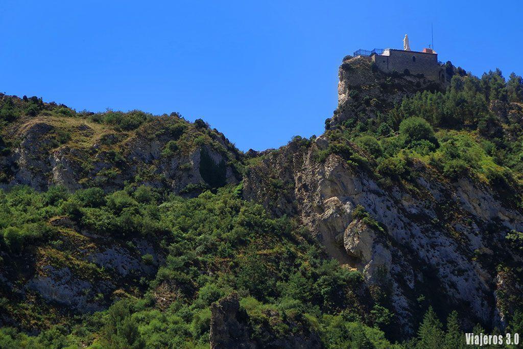 Ermita de San Felices, los pueblos más bonitos de La Rioja