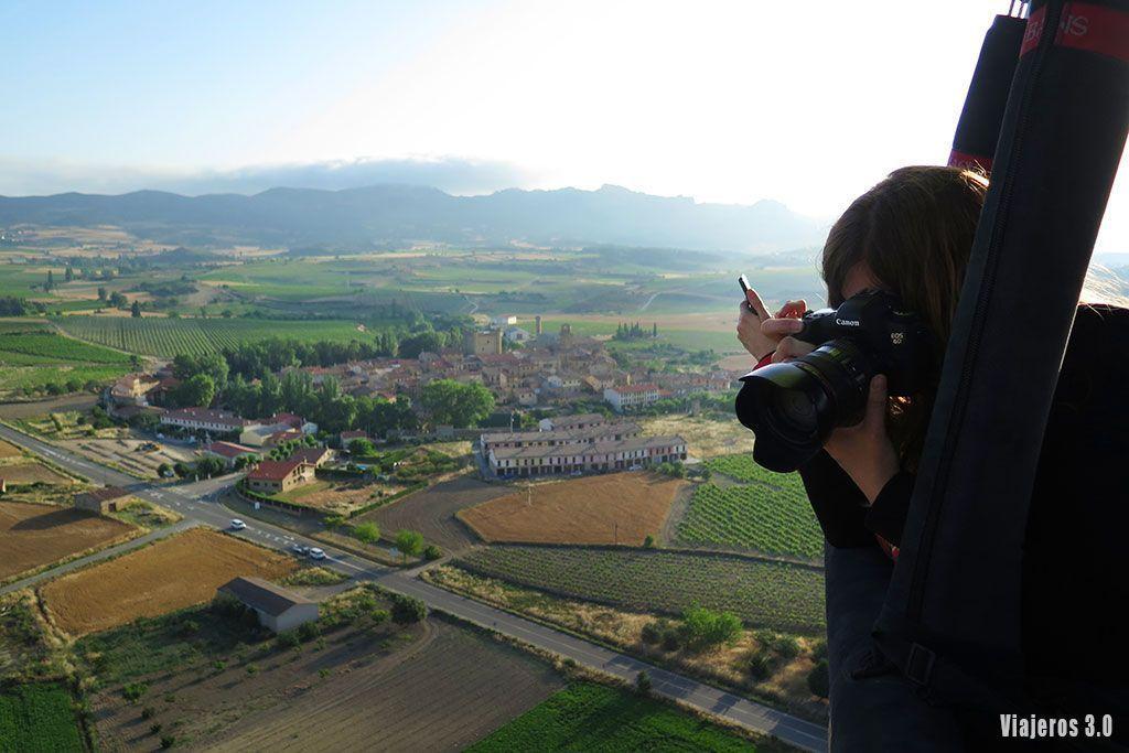 Globos Arcoiris, volar en globo por La Rioja