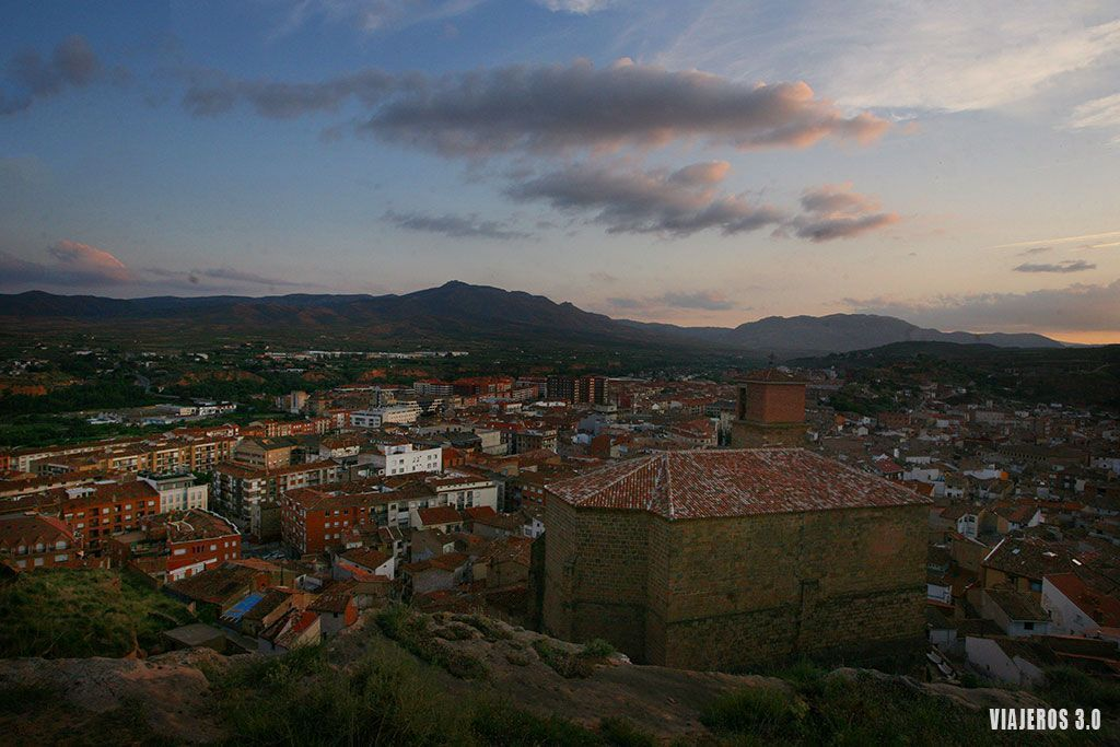 qué ver en Arnedo, cerro del Castillo